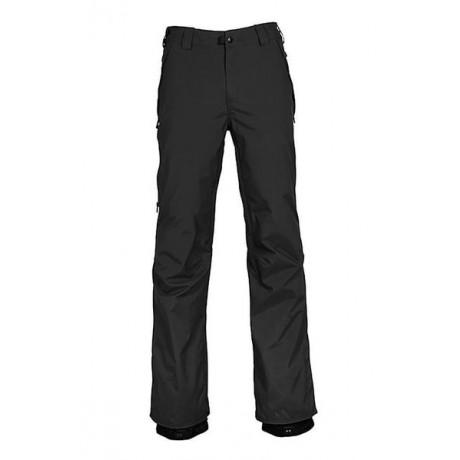 686 Standard shell black 2020 pantalón de snowboard
