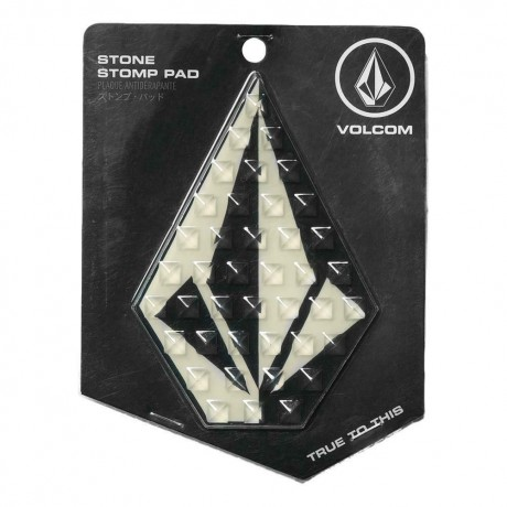 Volcom stone stomp black pad