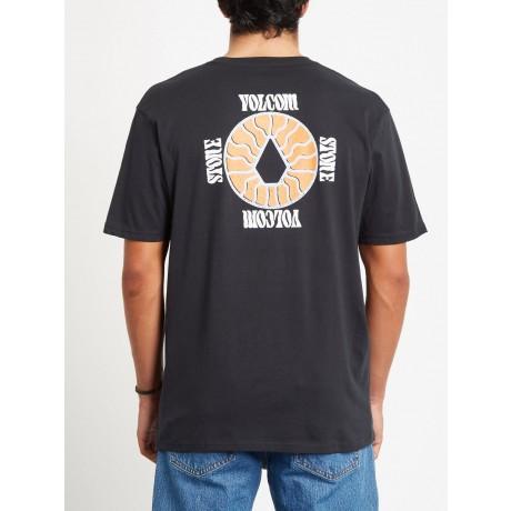 Volcom Surprise basic black 2021 camiseta