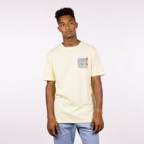 Hydroponic Tiki yellow 2019 camiseta