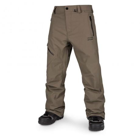 Volcom L Gore-tex teak 2021 pantalón de snowboard
