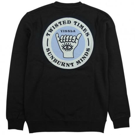 Vissla Twisted Digits phantom 2021 sudadera