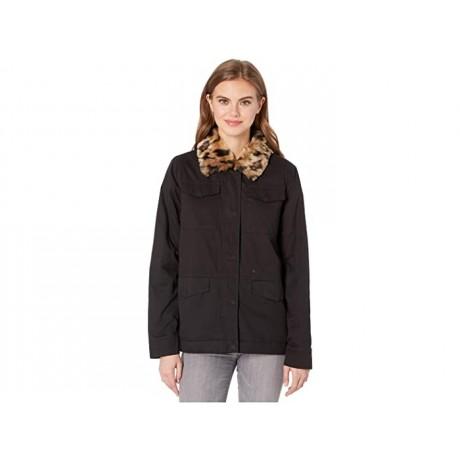 Volcom V-51 washed black 2021 chaqueta técnica de mujer
