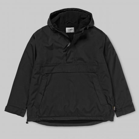 Carhartt Visner black 2019 abrigo