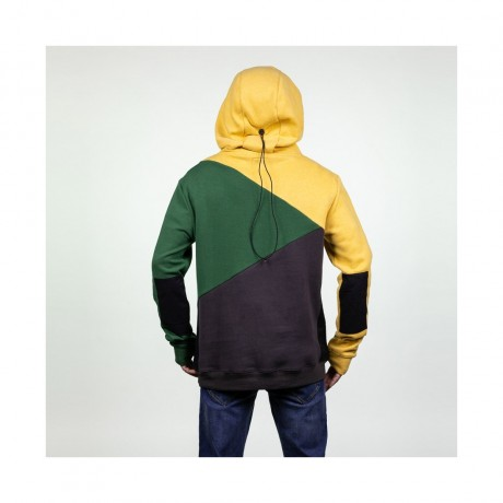 Hydroponic Vortex Hifi mustard green charcoal 2021 sudadera