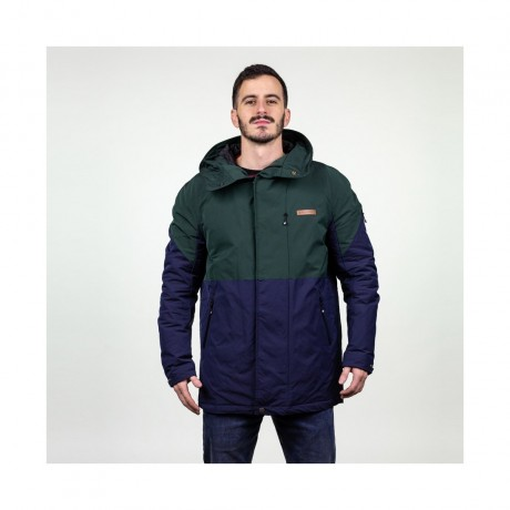 Hydroponic Western green navy 2021 abrigo