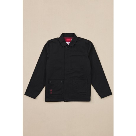 Globe Dion Agius Worker black 2021 abrigo