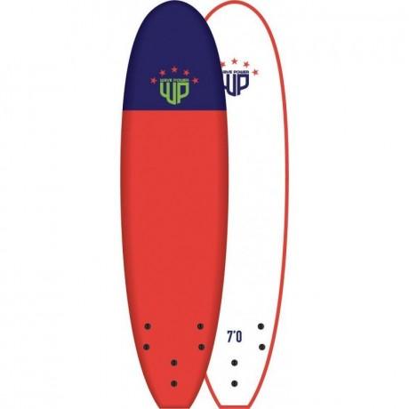 "Softy eps wave power 7.0"" Tabla de surf"