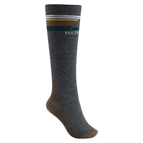 Burton Emblem true black 2021 calcetines de snowboard de mujer