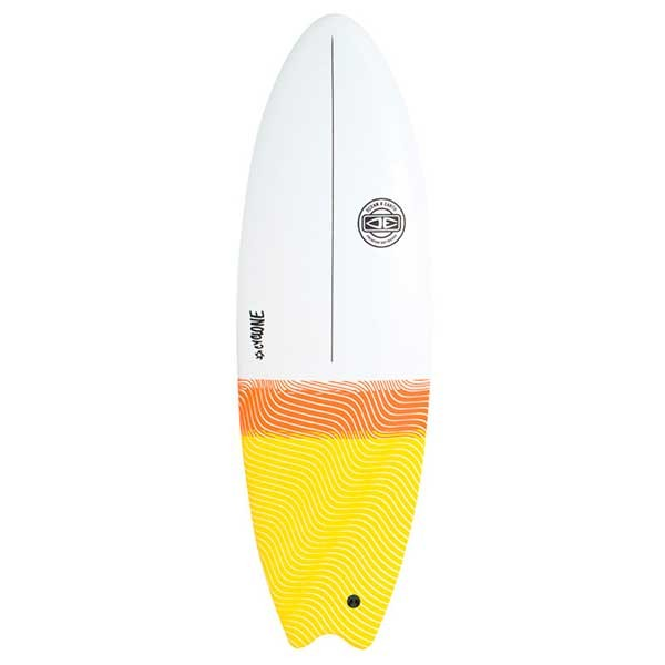 Ocean & Earth Cyclone 5.6'' Amarillo  softboard