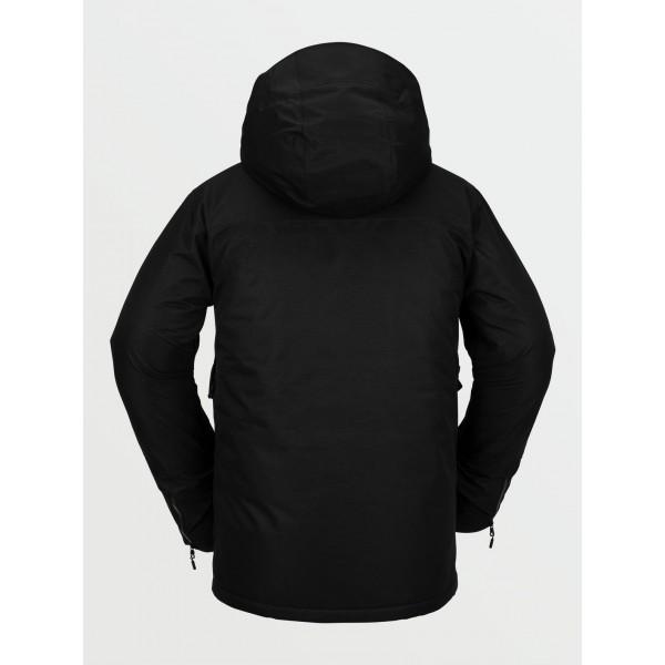 Volcom Anders 2L TDS black 2021 chaqueta de snowboard
