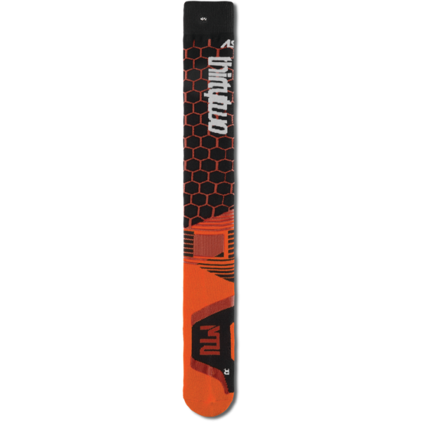 Thirtytwo Asi merino orange 2020 calcetines de snowboard
