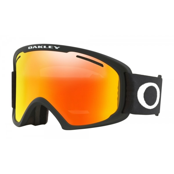 Oakley O frame Pro XM matte black / fire iridium 2020 gafas de snowboard