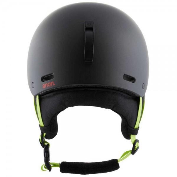 Anon Raider black pop 2021 casco de snowboard