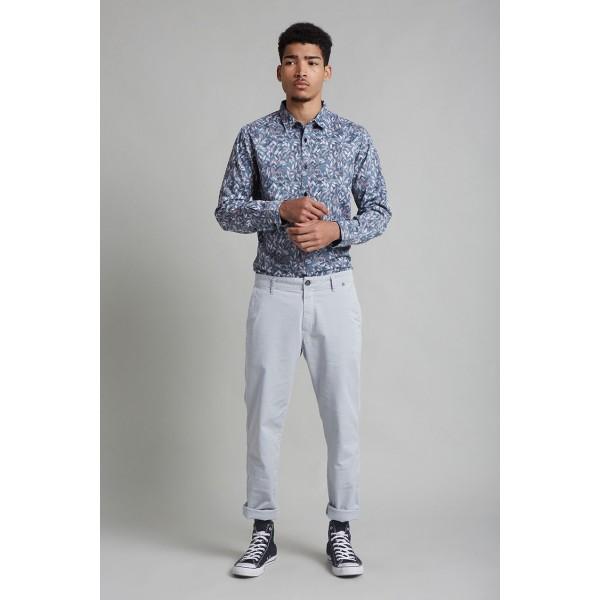 Tiwel Brandon azul 2019 camisa