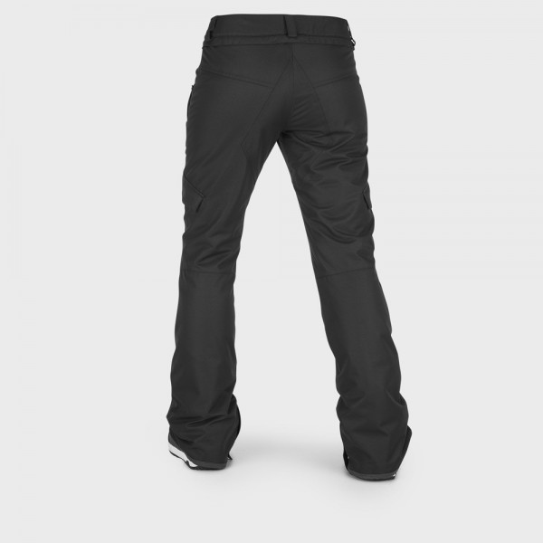 Volcom Bridger ins black 2019 pantalón de snowboard de mujer