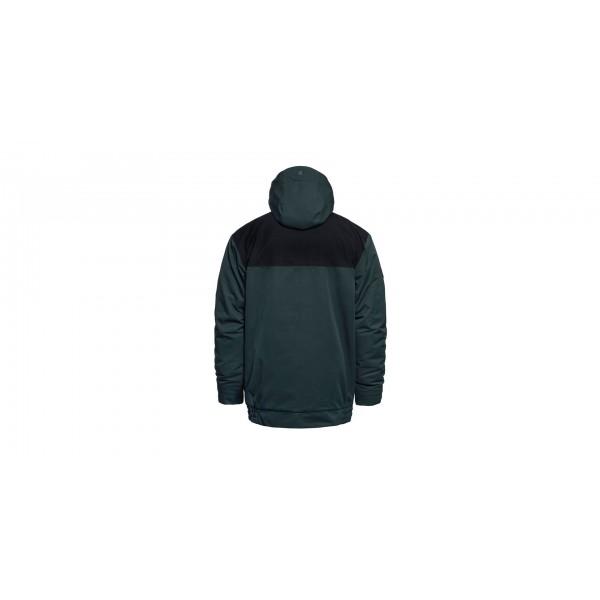 Horsefeathers Revel deep green 2021 chaqueta de snowboard