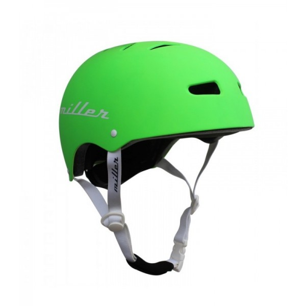 Miller Green Casco de Skateboard