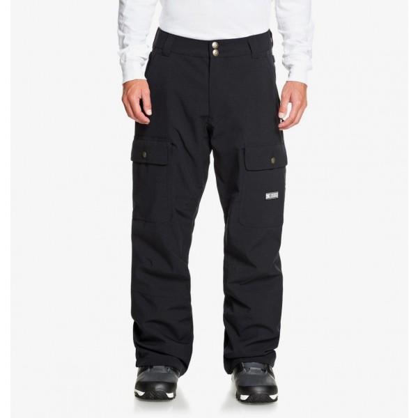 Dc Code black kvj 2021 pantalón de snowboard