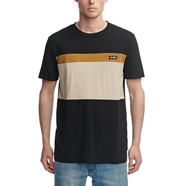 Globe Convex black 2021 camiseta