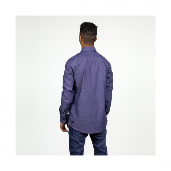 Hydroponic Tide denim blue 2021 camisa