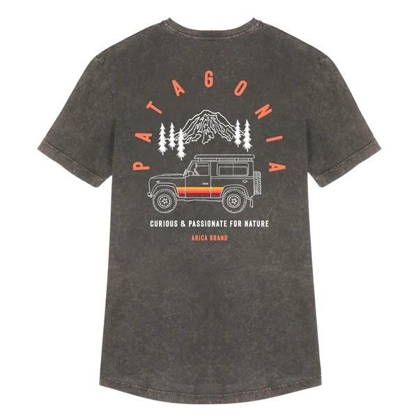 Vissla Shredder black heather 2021 camiseta