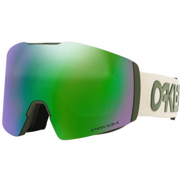 Oakley Fall Line Factory Pilot dark brush grey prizm jade 2021 gafas de snowboard