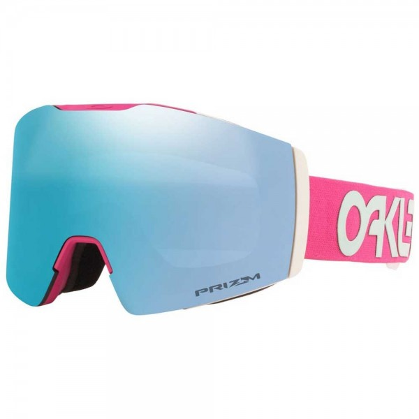 Oakley Fall Line XM Factory Pilot Rubine Jasmine prizm sapphire 2021 gafas de snowboard