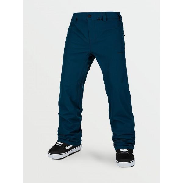Volcom Freakin snow chino blue 2021 pantalón de snowboard