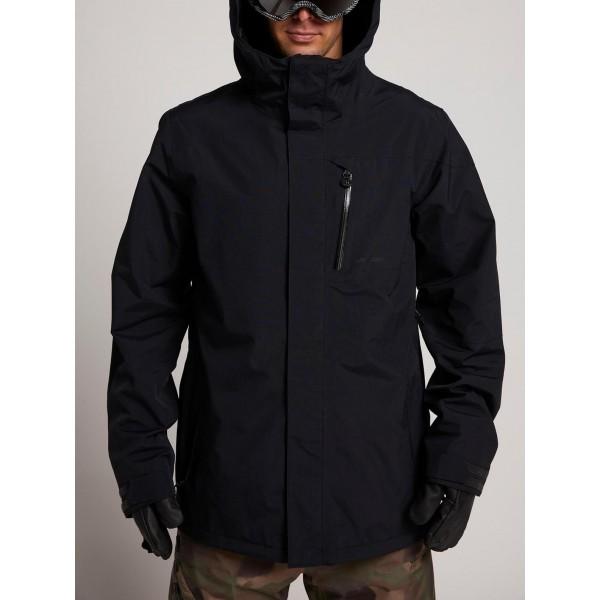 Volcom L Gore-tex black 2021 chaqueta de snowboard