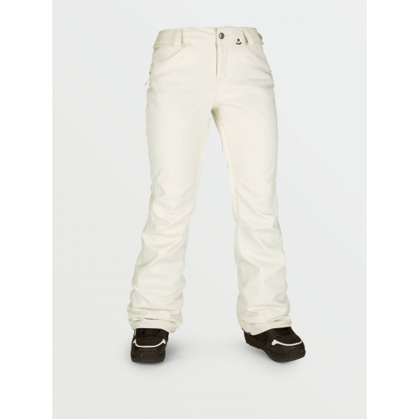 Volcom Grail 3d stretch bone 2021 pantalon de snowboard de mujer