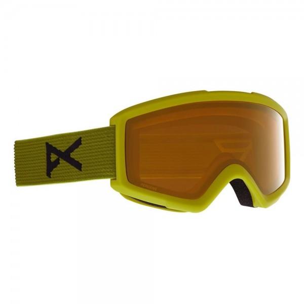 Anon Helix perceive green sunny bronze 2021 gafas de snowboard