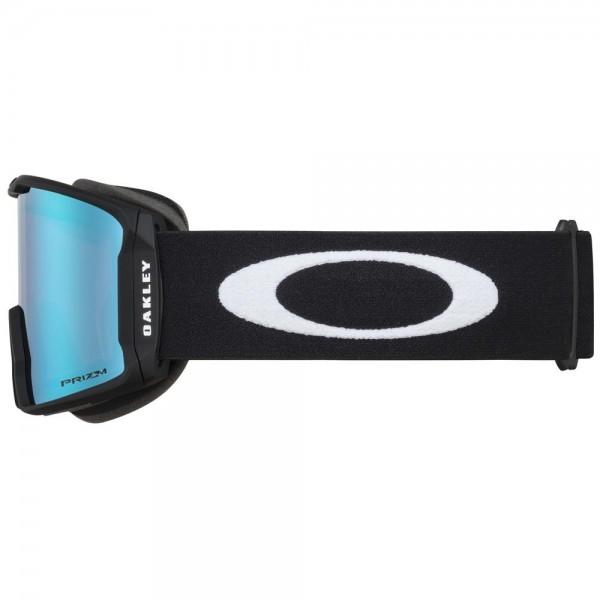Oakley Line Miner Matte black prizm sapphire 2021 gafas de snowboard