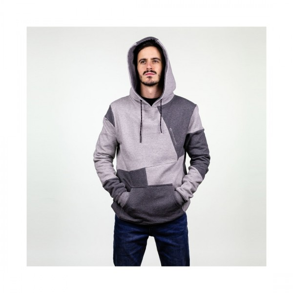 Hydroponic Gold heather grey 2021 sudadera