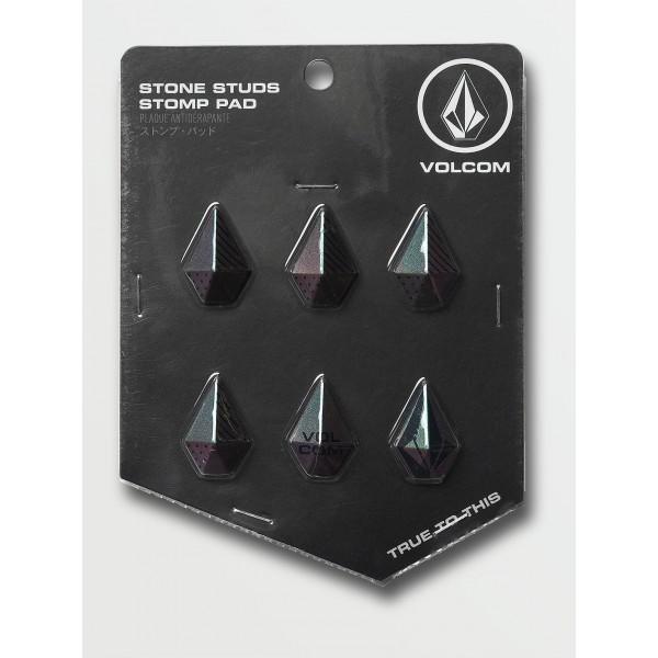 Volcom Stone stud iridescent pad