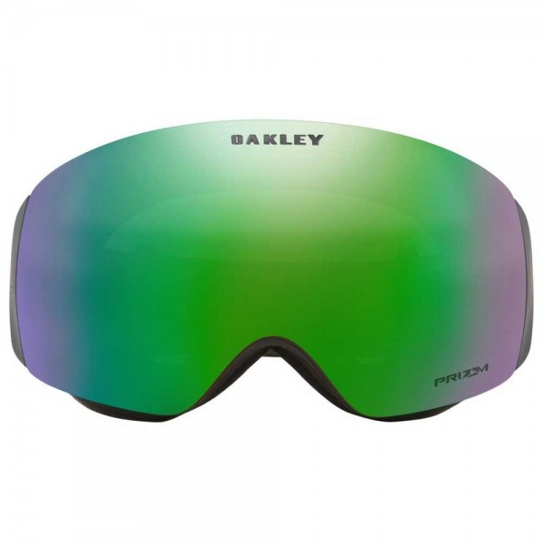 Oakley Flight Deck XM Heathered dk brush dk grey prizm jade 2021 gafas de snowboard