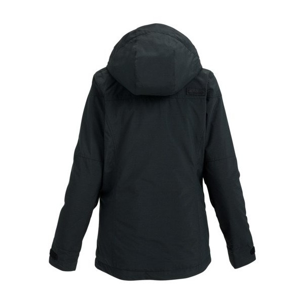 burton Jet set black 2019 chaqueta de snowboard de mujer