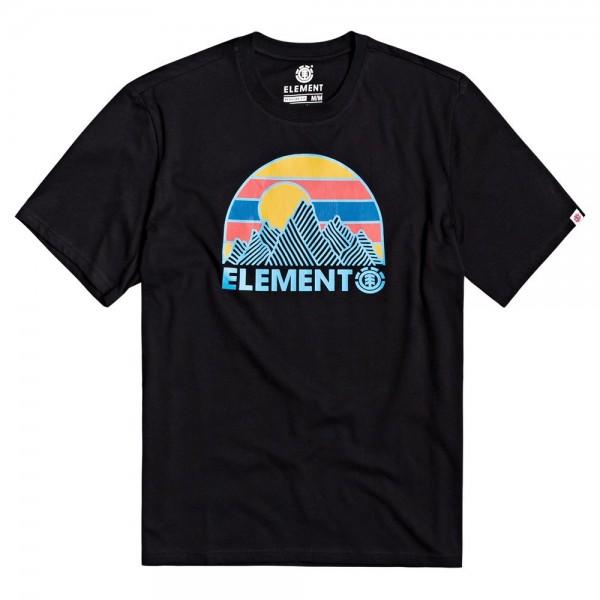 Element Kozy black 2021 camiseta