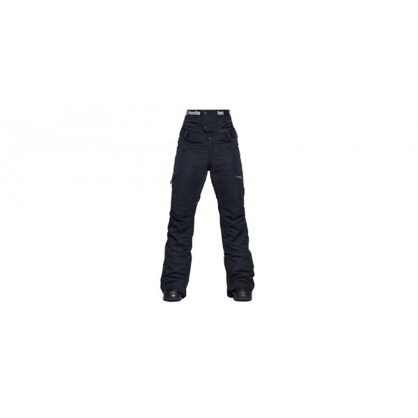 Horsefeathers Lotte 15K black 2021 pantalón de snowboard de mujer