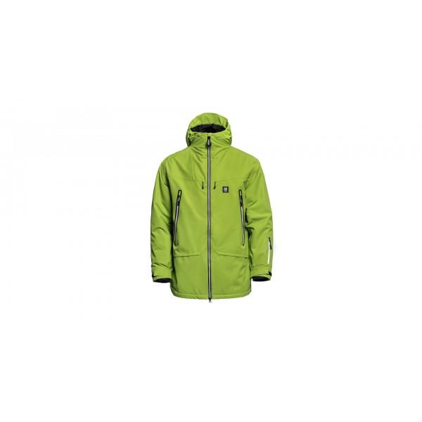 Horsefeathers Ymir Tyler macaw green 2021 chaqueta de snowboard