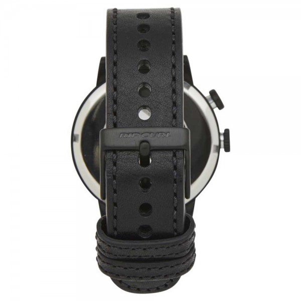 Rip Curl Drake Tide digital leather midnight reloj de surf
