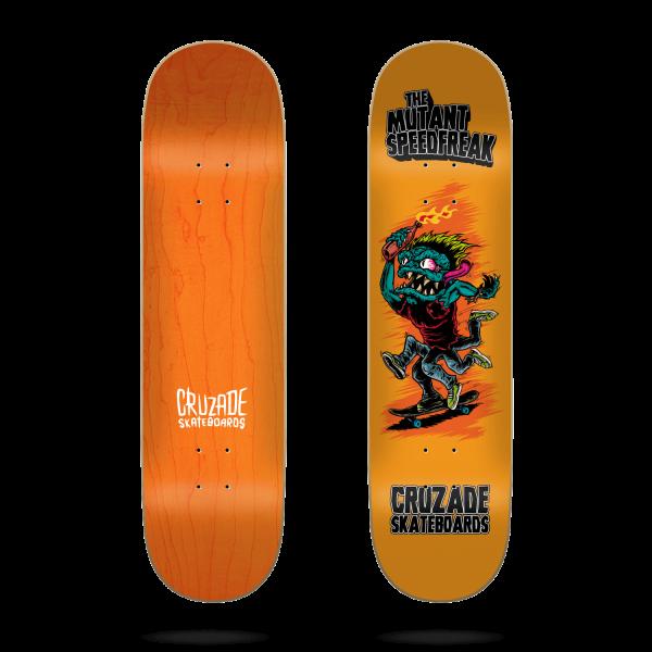 """Cruzade The Mutant Speedfreak 8.0"""" tabla skateboard"""