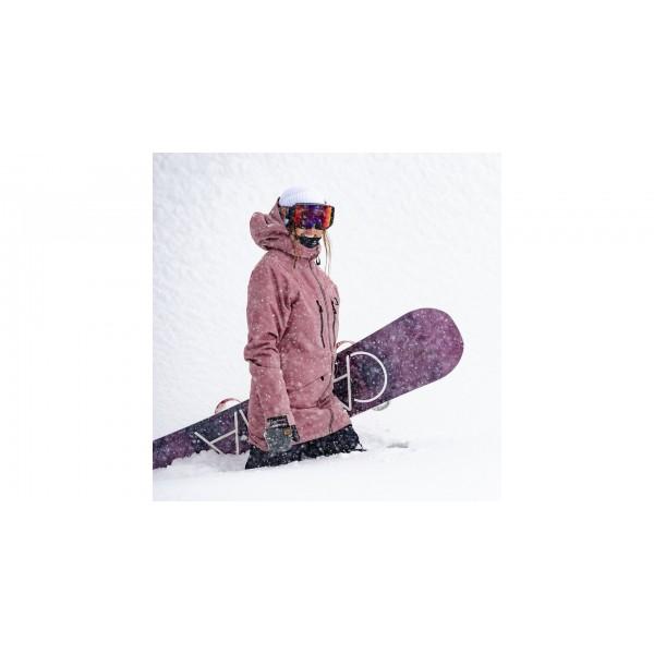 Horsefeathers Larra nocturne 2021 chaqueta de snowboard de mujer