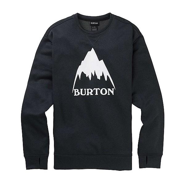 Burton Oak crew black 2020 sudadera técnica de snowboard