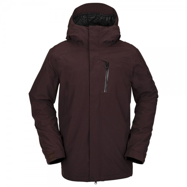 Volcom L Gore-tex black red 2021 chaqueta de snowboard