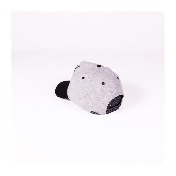 Hydroponic Patch Suppaman grey gorra
