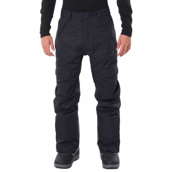 Rip Curl Rocker black 2021 pantalon de snowboard
