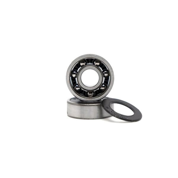 Mosaic Super 1 Abec 7 608 RS black Rodamientos de skate