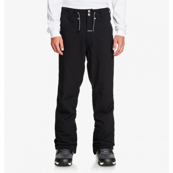 Dc Relay black kvj 2021 pantalón de snowboard