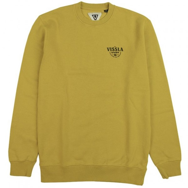 Vissla Resurrection gold 2021 sudadera